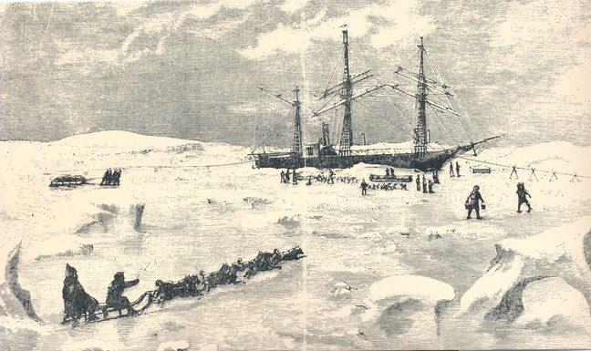 Arktis i hetluften