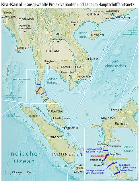 Piratdåden ökar i Sydostasien