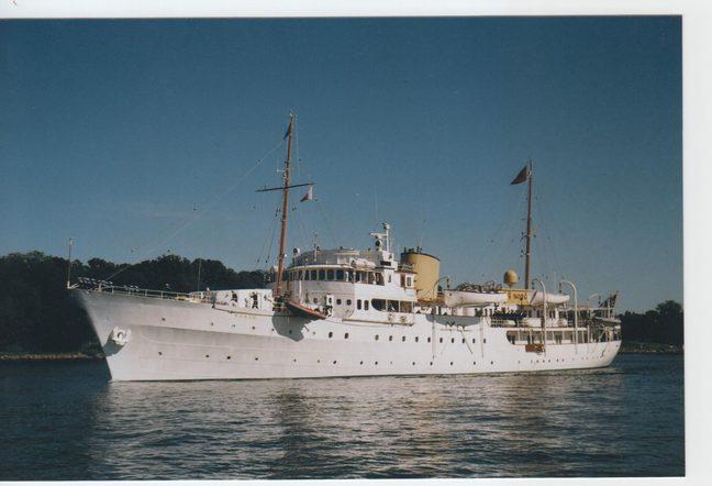 Majestätiska fartyg 3